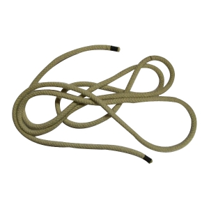 COTTON SKIPPING ROPE 10 MM  BRAIDED