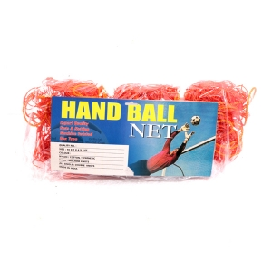 HAND BALL NET POLY BAG PACKING