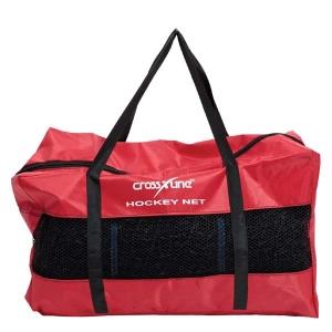 HOCKEY NET HEAVY DUTY TETRON & MESH BAG WITH CARRY HANDLES
