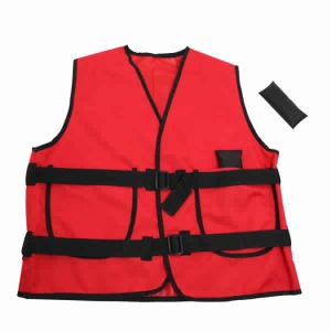 WEIGHTED VEST  POLYESTER