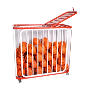 MOBILE BALL CAGE