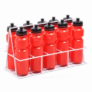 METAL WIRE CARRIER FOR 10 BOTTLES