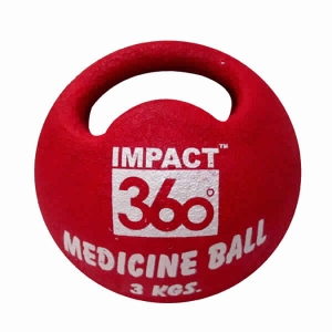 SINGLE HANDLE MEDICINE BALL