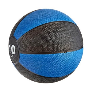 RUBBER MEDICINE BALL DUAL COLOR