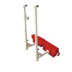 Classic Badminton Pole