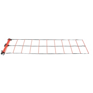 DOUBLE FIXED ROUND RUNGS LADDER