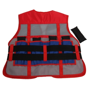WEIGHTED VEST PADDED MESH - PRO