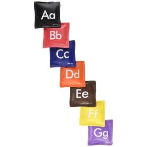 Alphabetical Bean Bag
