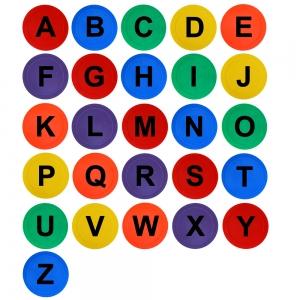 Alphabets Marker
