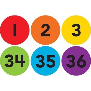 Number Spots