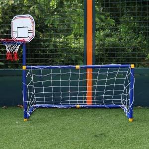 2 in 1 Game Set   (Football + Basketball Set)