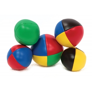 JUGGLING BALL FILLED WITH SOFT POLY WOOL