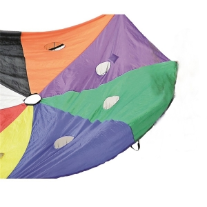 PARACHUTE WITH HOLES