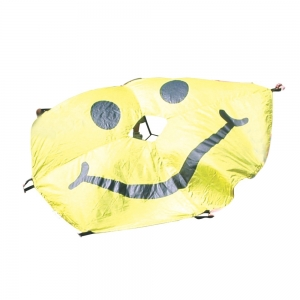 PARACHUTE SMILEY SHAPED