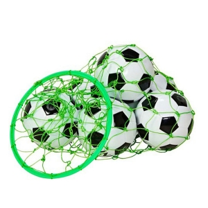 BALL CARRY NET WITH HOOP