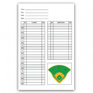 Line Up Card
