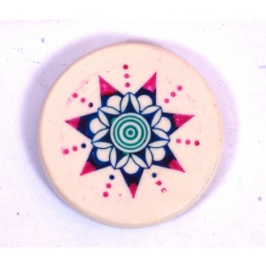 CARROM STRIKER ACRYLIC SHEET DOUBLE COLOR