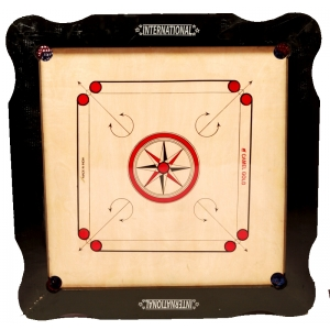 CARROM BOARD BILLARD