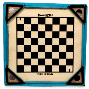 CARROM CUM CHESS BOARD
