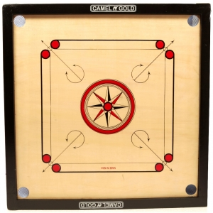 CARROM BOARD CAMEL GOLD