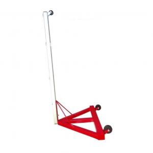 Training Badminton Pole