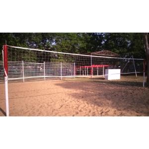 Training Volleyball Pole
