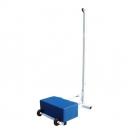 Moveable Badminton Pole